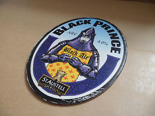 St Austell Black Prince Ale Beer Pump Clip Bar Collectible ...
