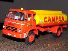"CAMION BARREIROS SUPER AZOR ""CAMPSA"" 1:43 MODELTRANS REF 218"