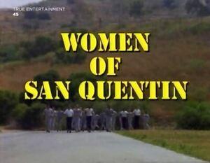 Women Of San Quentin - 1983 US TV Movie. Stars: Stella Stevens (UK/Euro disc)