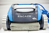 Good Condition - Dolphin Escape Above Ground Pool Cleaner with 2 YR WARRANTY