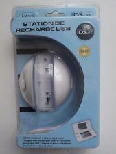 Station de recharge usb pour Nintendo DS Lite + cable usb inclus Neuf