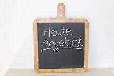 Hochw. Kreidetafel Präsentationstafel Werbetafel Speisekarte Memotafel 78x60 cm