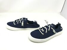 Womens Sperry (00583774) Crest EBB Navy Shoes Size 7.5 (R39)