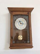 Vintage Elgin Westminster Wall Clock