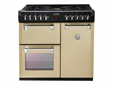 Stoves Richmond 900dft Champagne 90cm Dual Fuel Range Cooker 1 YR Wrty