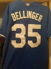 Cody Bellinger #35 LA Dodgers Jersey Blue MEN'S Size L