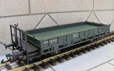 """Piko G 37940 Niederbordwagen """"Bahndienstwagen"""" der DR in Epoche IV NEUWARE"""