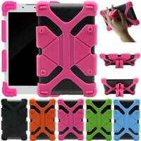 Shockproof Soft Silicone Rubber Case Cover for LG G Pad 2 3 4 X X2 F F2 8.0 10.1