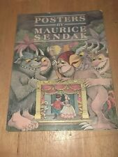 Posters By Maurice Sendak 24 Gallery Quality Prints 1st Edition