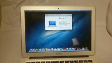 "Apple MacBook Air A1466 13"" Wide Laptop, i7 1.7GHz, 8GB, 256GB SSD, Mac OS X"