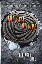 Lorien Legacies: The Fall of Five 4 by Pittacus Lore (2014, Paperback)