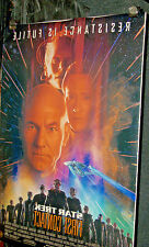 Star Trek - First Contact  Authentic Theater Back-Lit  Industry Teaser Poster