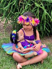 Girl's Tutu Girls Tutu Dress Kids Tutu Toddler Tutu Rainbow Set