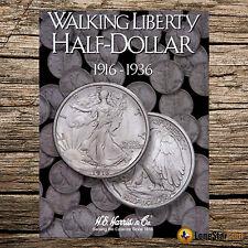 Walking Liberty Half Dollar #1 1916-1936  Folder #2693