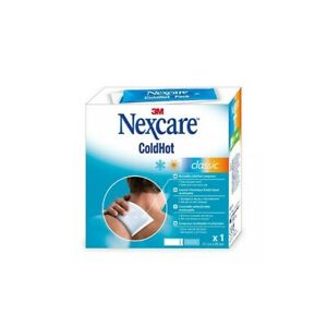 Nexcare Cold hot Compress Cold/Hot Classic Pack Natural pain relief 11cm x 26cm