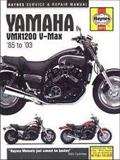 1985-2003 Yamaha V-Max VMax 1200 VMX1200 Repair Service Workshop Manual 8655