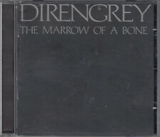 Direngrey Dir En Grey The Marrow Of A Bone CD FASTPOST
