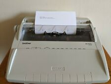 Brother Model Ml100 Standard Electric Typewriter Beautiful Working Condition