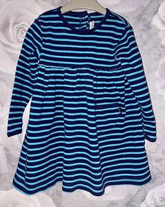 Girls Age 18-24 Months - Jojo Maman Bebe Long Sleeved Dress