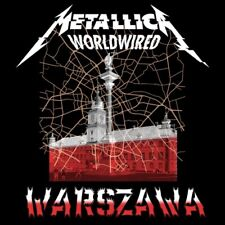 METALLICA / World Wired Tour / PGE Narodowy, Warsaw, POLAND - August 21, 2019