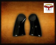 UBERTI BLACK DIAMOND SCHOFIELD GRIPS ~ CIMARRON NAVY ARMS STOEGER TAYLORS ^