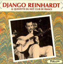 Django Reinhardt & Quintette Du Hot Club De France - CD