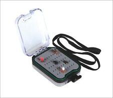 Waterproof Fly Box With Slit foam Fly Fishing (HB42B)