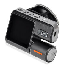 "2"" TFT Dual Lens HD Car SUV DVR Camera G-Sensor Video Tachograph Cam Recorder"