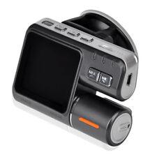 12V FHD TFT 170° Dual Lens Car SUV DVR Dash Video Recorder+Rear view Cam Monitor