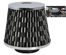 Induction Cone Air Filter Carbon Fibre Fiat Panda 1980-2016