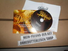 CD Pop Darkness - Everybody Have A Good Time (2 Song) PIAS +presskit