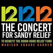 12/12/12: The Concert for Sandy Relief by Various Artists (CD Jan-2013 2 Discs)