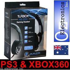 Microsoft Wireless Video Game Headsets
