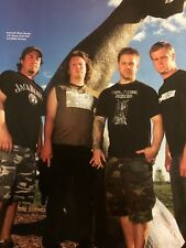 Pig Destroyer, Full Page Pinup