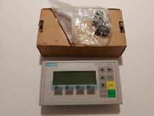 Siemens op73 micro 6av6-640-0ba11-0ax0