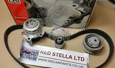 FAI TIMING BELT KIT +WATER PUMP AUDI A4 VW CADDY BORA FORD GALAXY 1.9TDI 2.0TDI