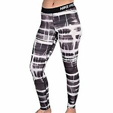 Womens Nike Pro Printed Compression Running Tights Small $50 NWT 696362 {{