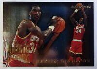 1993-94 Fleer Living Legends Hakeem Olajuwon #5, Houston Rockets, HOF