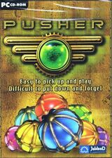 Pusher (PC Puzzle Game) easy to pickup and play,difficult to put down and forget