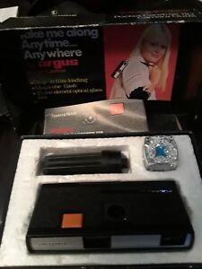 Argus Pocket Carefree 110 camera