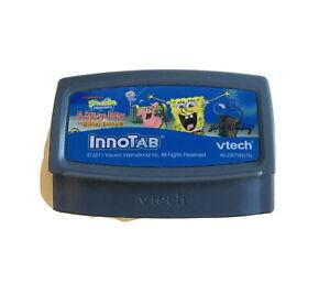 InnoTab VTech Busy Day in Bikini Bottom. SpongeBob 7-9yrs Educational Ebook Math