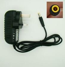 UK Adapter Wall Charger For Casio Keyboard CTK-7500 PX-5S PX-7 PX-7WE PX-130