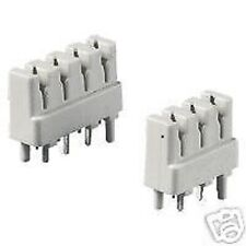 BT239A     CONNECTOR: X5   IDC TERMINAL  4 WAY (Straight Pins Type See Pic)