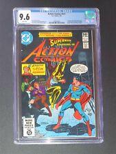Action Comics 521 CGC 9.6 1st Appearance of Vixen MAJOR KEY ISSUE