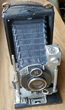 EARLY HOUGHTON ENSIGN FOLDING KLITO PLATE CAMERA