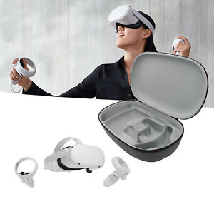 Hard Carrying Case Bag for Oculus Quest 2 All-in-one VR Headset Storage Bag Box