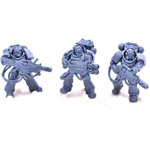 Eradicators World Eater x 3 Space Marines Warhammer 40k