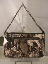 NWT COACH NOLITA 24 EXOTIC EMBOSSED LEATHER WRISTLET Bag Purse 65393