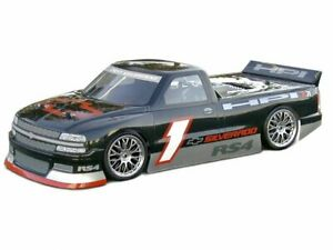 NEW HPI 7401 Chevrolet SILado Clear Body 200mm FREE US SHIP