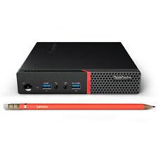Lenovo ThinkCentre M600 USFF Tiny | 1,6GHz, 4GB RAM, 128GB SSD, Windows 10 Pro